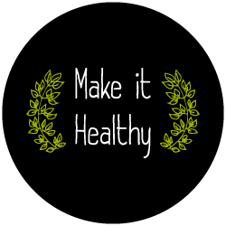 Make it healthy logo